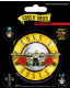 Pack of 5 Guns N Roses vinyl peel off decals / stickers    (py)